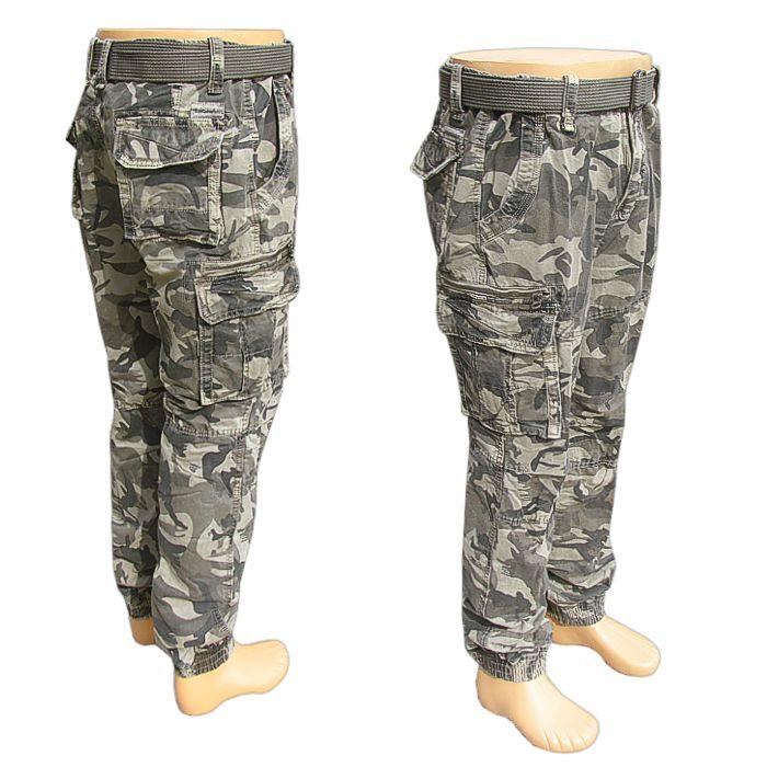 1b329b452b41 Maskáčové nohavice